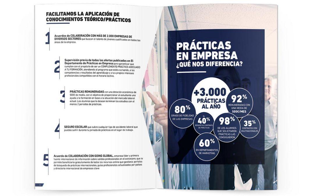 Catálogo ESIC Carreras Profesionales