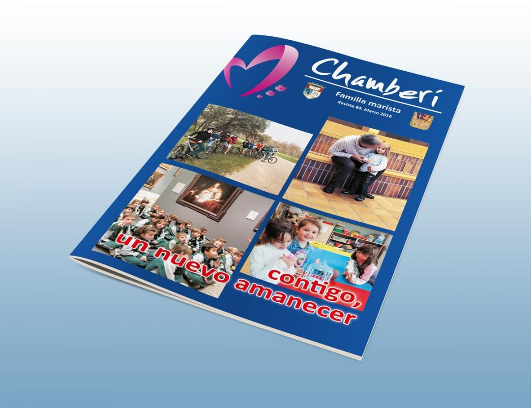Revista Chamberí Familia Marista